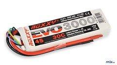 ROXXY Batterie LiPo Akku Evo 4S 3000mAh 30C