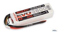 ROXXY Batterie LiPo Akku Evo 4S 3600mAh 30C