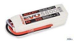 ROXXY Batterie LiPo Akku Evo 6S 5800mAh 30C
