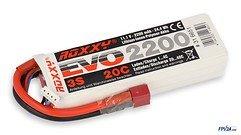 ROXXY Batterie LiPo Akku Evo 3S 2200mAh T 20C