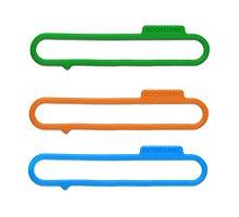 Propaganda Lesezeichen Bookmark II grün, orange, blau