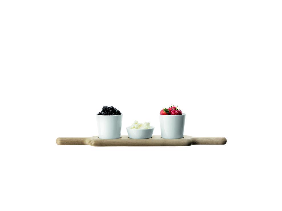 LSA Dipset Paddle Porzellan/Esche 49cm - Pic 3