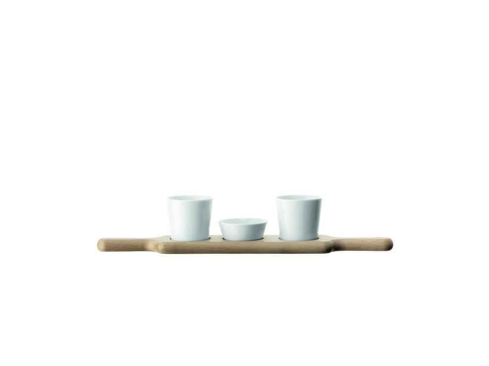 LSA Dipset Paddle Porzellan/Esche 49cm - Pic 1