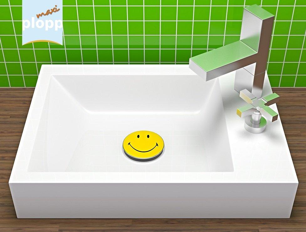 Plopp Waschbeckenstöpsel Maxi Goldfisch - Pic 3