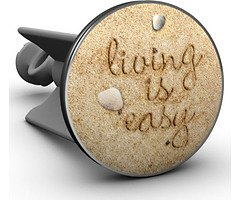 Plopp Waschbeckenstöpsel living is easy