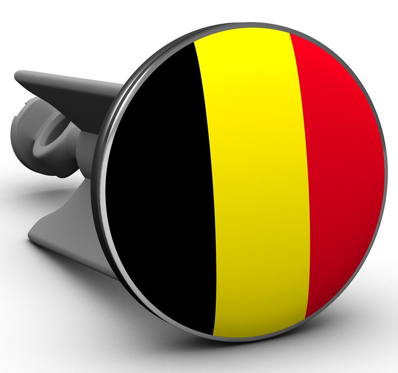 Plopp Waschbeckenstöpsel Belgien - Pic 1