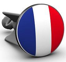 Plopp Waschbeckenstöpsel Frankreich