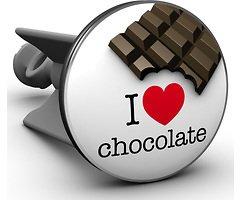 Plopp Waschbeckenstöpsel I love chocolate