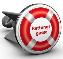Plopp Waschbeckenstöpsel Rettungsgasse