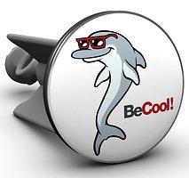 Plopp Waschbeckenstöpsel Cool Dolphin