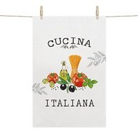 PPD Geschirrtuch Cucina Italiana 68 x 48cm
