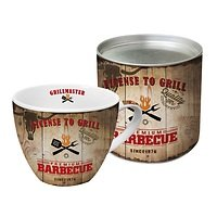 PPD Kaffeebecher License to Grill 350 ml