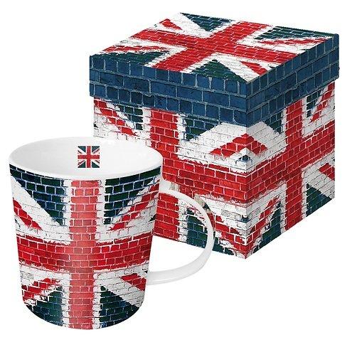 ppd kaffeebecher union jack mosaic 350 ml kaufen. Black Bedroom Furniture Sets. Home Design Ideas
