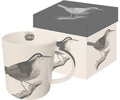 PPD Kaffeebecher Botanical Bird 350 ml