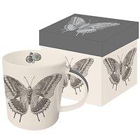 PPD Kaffeebecher Botanical Butterfly 350 ml