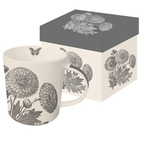 ppd kaffeebecher botanical flowers 350 ml kaufen. Black Bedroom Furniture Sets. Home Design Ideas