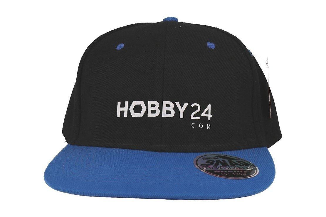 Hobby24.com Basecap schwarz blau - Pic 2