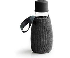 Retap Sleeve Flaschenhülle für 0,3 l Flasche schwarz