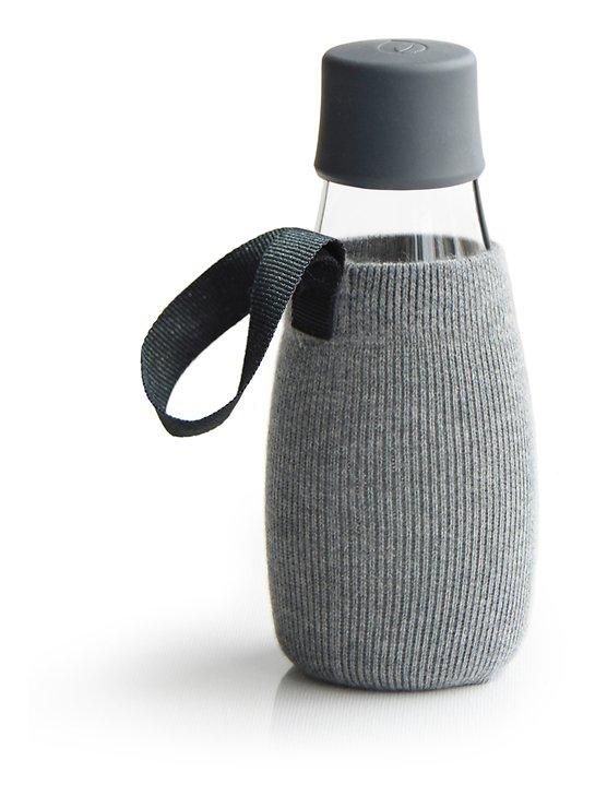 Retap Sleeve Flaschenhülle für 0,3 l Flasche grau - Pic 1