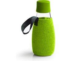Retap Sleeve Flaschenhülle für 0,3 l Flasche grün