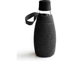 Retap Sleeve Flaschenhülle für 0,5 l Flasche schwarz