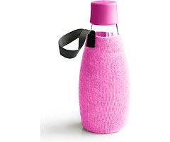 Retap Sleeve Flaschenhülle für 0,5 l Flasche magenta