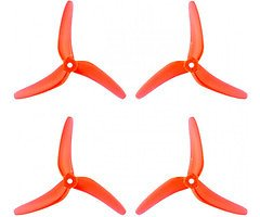 Azure Power 5148 SFP  Rot 3 Blatt Propeller Orange 2CW+2CCW