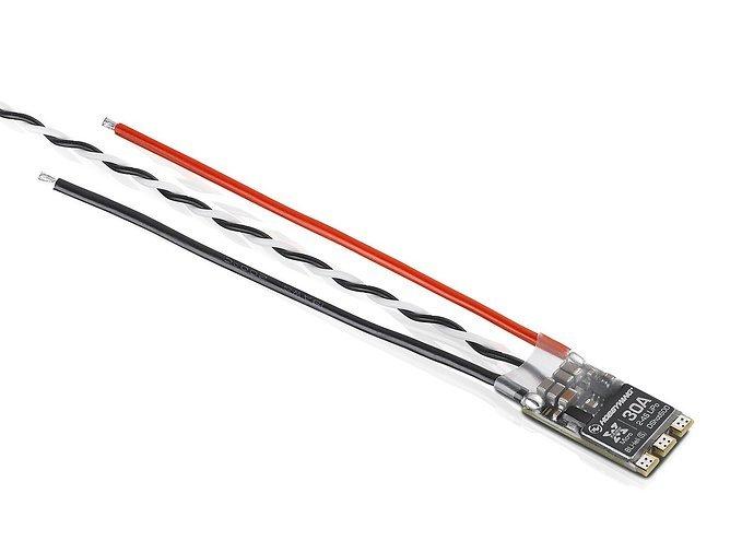Hobbywing XRotor 30A Micro, 2-4S, BLHeli-S, DSHOT 600