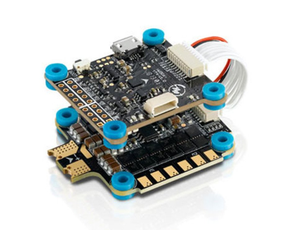 Hobbywing Xrotor 4in1 FPV Combo 4in1 45A Regler und Flight Controller BLHeli32 - Pic 1