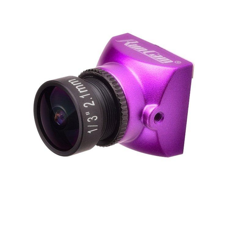 Runcam Sparrow 2 Pro FPV Videokamera Lila 2.1 Super WDR CMOS - Pic 1