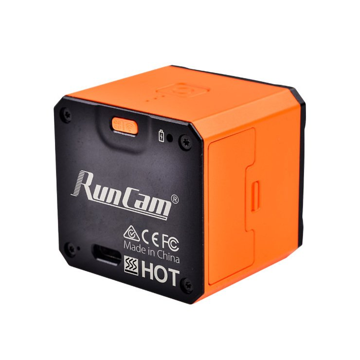 RunCam Action Kamera 3S Full HD Cube WLAN - Pic 4