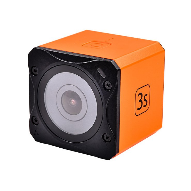 RunCam Action Kamera 3S Full HD Cube WLAN - Pic 1