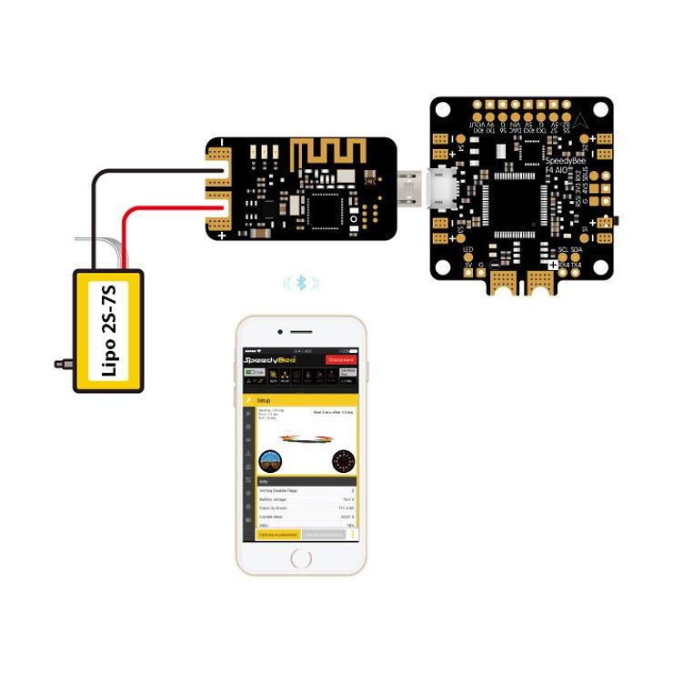 Speedy Bee Bluetooth- USB Adapter für Betaflight - Pic 4
