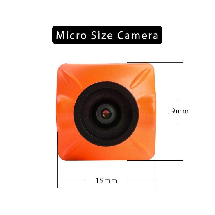 RunCam Split Mini 2 M12 1080P 60FPS FPV Kamera - Pic 2