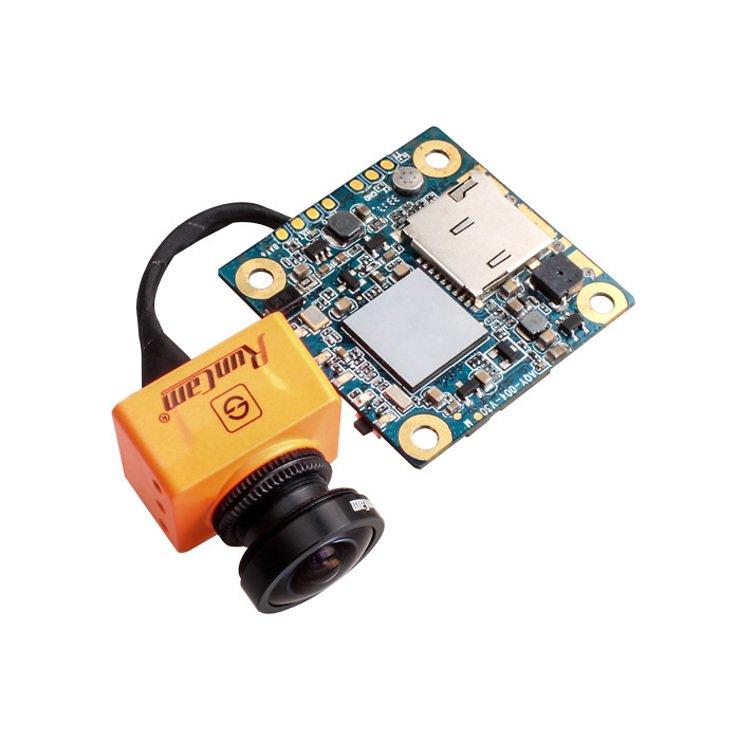 Runcam Split 2 FPV Kamera - orange - mit WiFi Modul - Pic 3