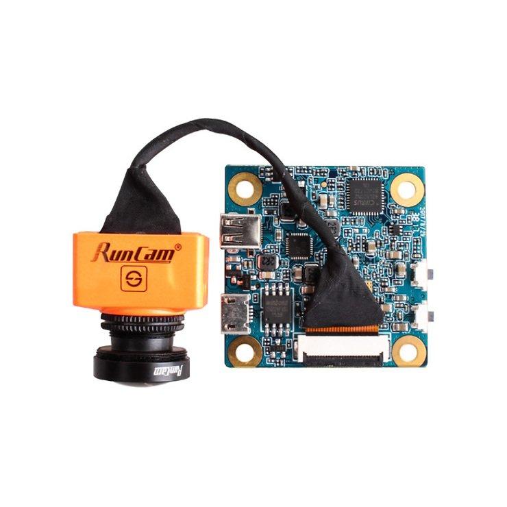 Runcam Split 2 FPV Kamera - orange - mit WiFi Modul - Pic 4
