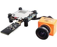 Runcam Split 2 FPV Kamera - orange - mit WiFi Modul