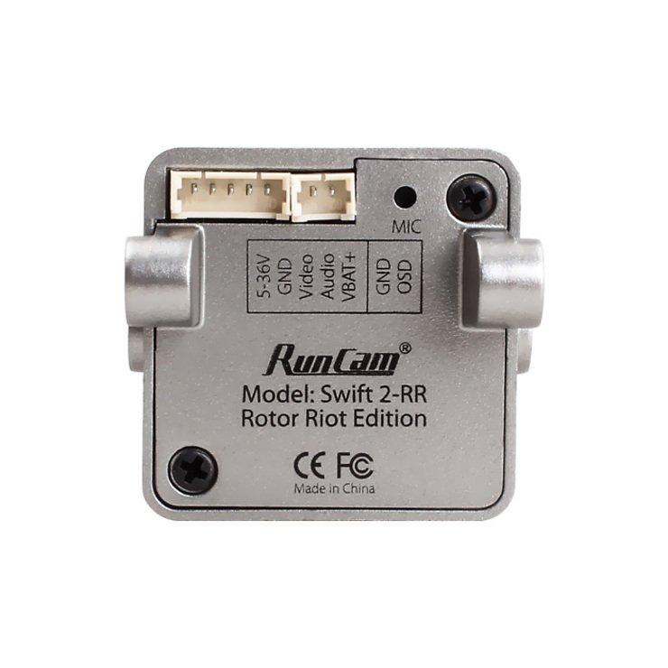 RunCam Swift Rotor Riot 2 FPV Kamera - Pic 3