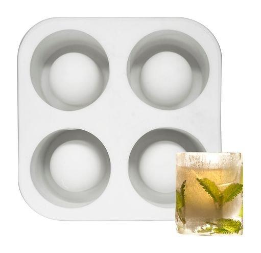 Sagaform Silikonform Eisglas Club Bar