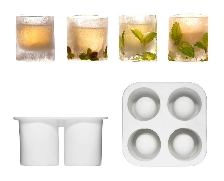 Sagaform Silikonform Eisglas Club Bar - Pic 2