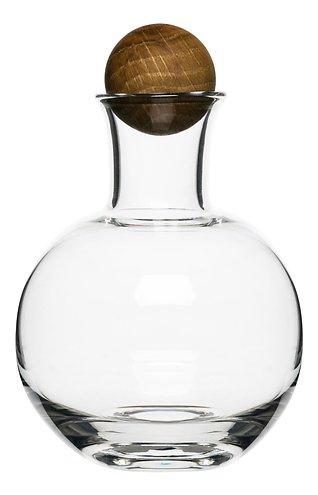 Sagaform Servierset 2er Set Oval Oak 200 ml