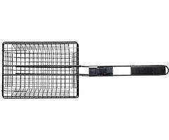 Sagaform BBQ Grillkorb mit abnehmbarem Griff