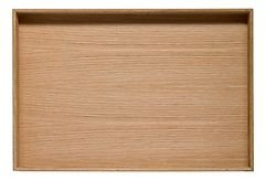 Sagaform Tablett Oval Oak Eiche 50 x 34 cm