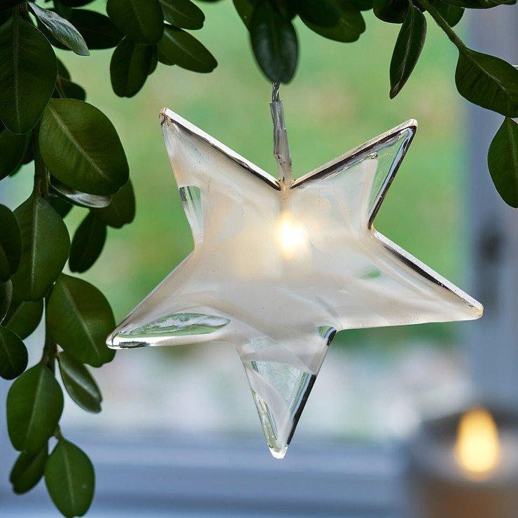 Stern Aus Vespertüten