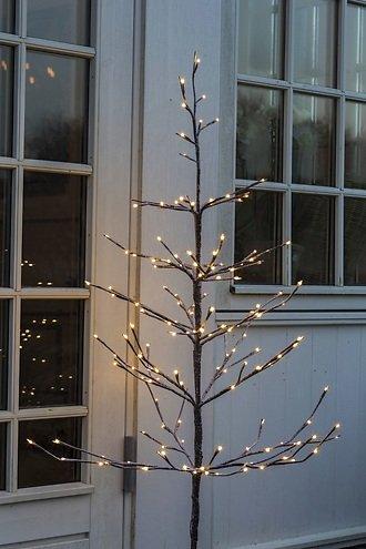 Sirius LED Baum Alex 160 LED warmweiß außen 120 cm