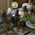 Sirius Leuchtkugel Snowflake Trio batteriebetrieben 2/3/4 LED klar - Thumbnail 2