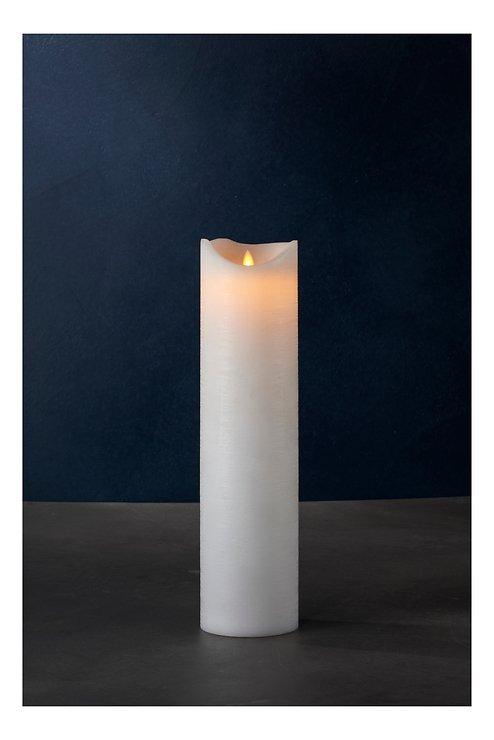 sirius led kerze sara exclusive 10 x 40 cm batterie timer. Black Bedroom Furniture Sets. Home Design Ideas