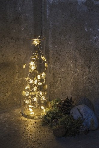 sirius lichterkette nynne snowflake 20 led batteriebetrieben innen au en 1 9m kaufen. Black Bedroom Furniture Sets. Home Design Ideas