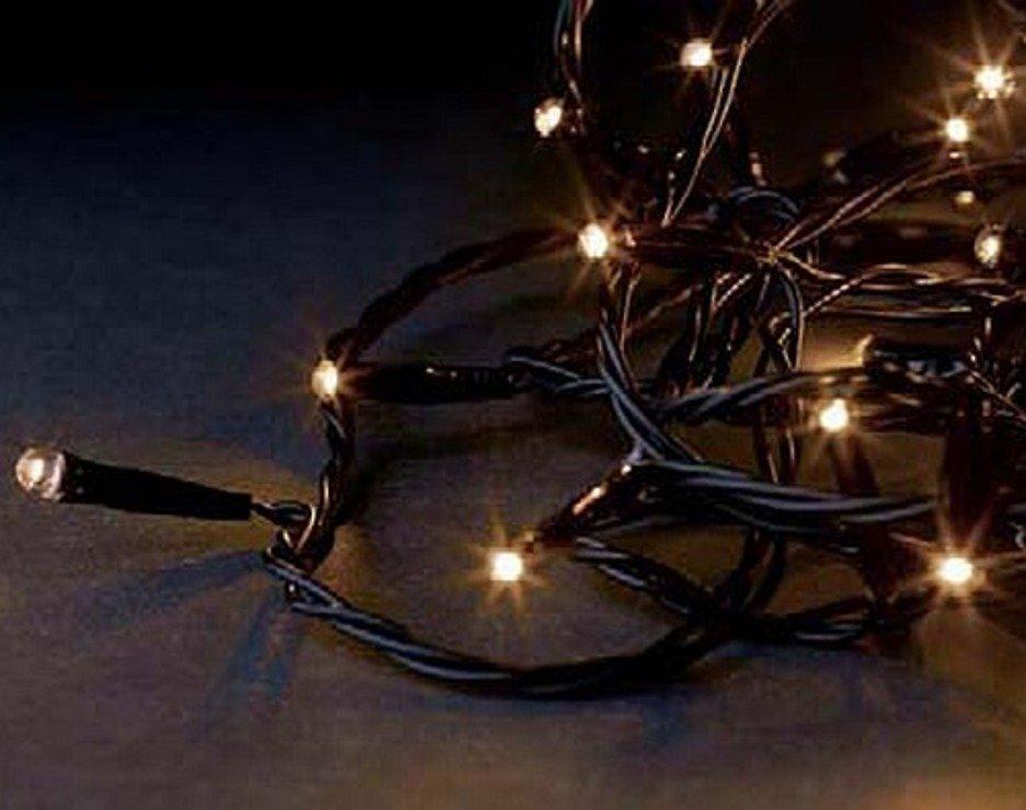 Sirius Lichterdekoration Easy-Line Netz 208 LED warmweiß 2,1 x 1,5m außen schwarz - Pic 2