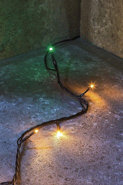 Sirius Lichterkette Top-Line System Ergänzung 100 LED außen 10m - Pic 1
